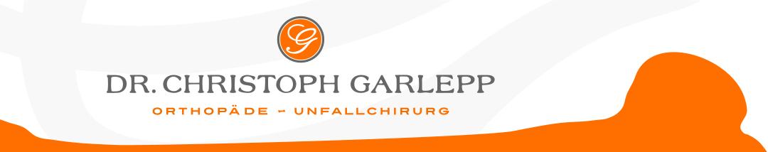 Dr. Christoph Garlepp, Orthopäde - Unfallchirurg